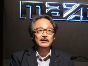 マツダの藤原清志氏