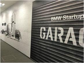 BMWの「Startup Garage」