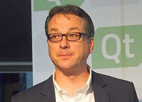 The Qt Companyのユアペッカ・ニエミ氏