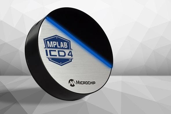 インサーキットプログラマ/デバッガ「MPLAB ICD 4」