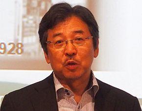 シーメンス日本法人の藤田研一氏