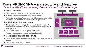 「2NX NNA」の機能と回路構成
