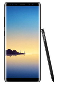 「Galaxy Note8」