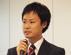 慶應義塾大学の野崎貴裕氏