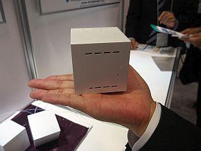 京セラが開発した嗅覚IoTセンサーの計測モジュール