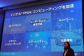 インテルがFPGAで注力する6つの分野