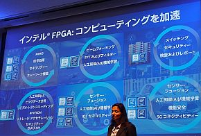 「Xeon」をはじめインテルプロセッサとの組み合わせが重要になってくる