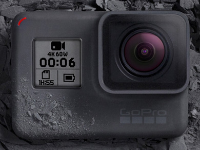 GoProの「HERO6 Black」
