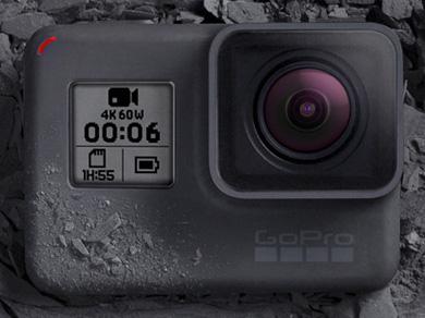 GoProの「HERO6 Black」