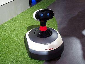 AI搭載のロボット芝刈り機「Ai-Miimo」