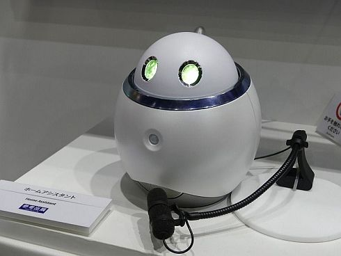 ロボット自体の機能はシンプルなため、低コストで導入できる