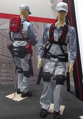 パワーアシストスーツ「J-PAS」