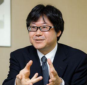 磯崎隆司氏