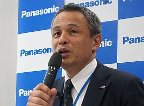 パナソニック CNS社の窪田賢雄氏