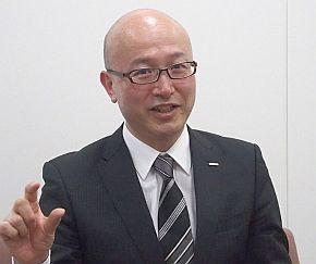 東洋ゴム工業の金井昌之氏