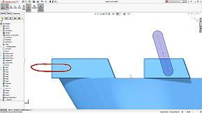 Gesture Sketch Splines/Slotsの画面例