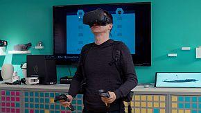 VR Supportの画面例