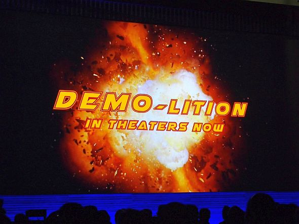 「DEMO-LITION」公開中!