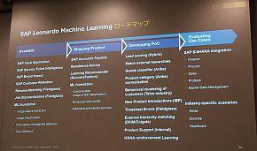 機械学習アプリケーション