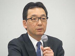 三菱電機の藤田正弘氏