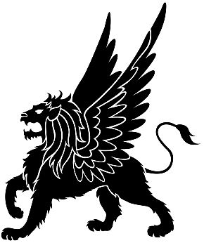 翼を得たライオン