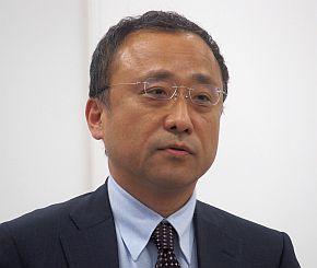 日本IBMの吉崎敏文氏