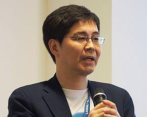 ランドログの井川甲作氏