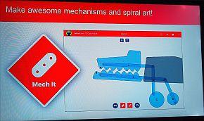 「Mech It」の機能イメージ