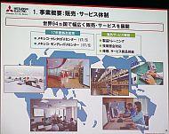 三菱電機のFAシステム事業の販売・サービス体制