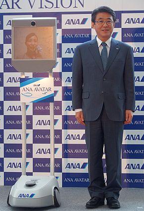 ANAホールディングスの片野坂真哉氏