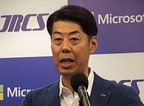 JRCSの空篤司氏
