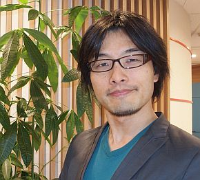 Shiftall 代表取締役 CEOの岩佐琢磨氏