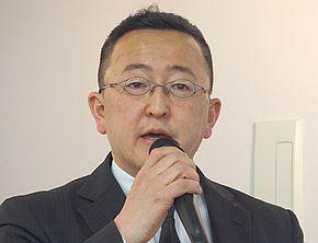 センスウェイの神保雄三氏