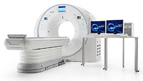 ディープラーニングでノイズ成分を除去、CT画像を低線量で高品質に