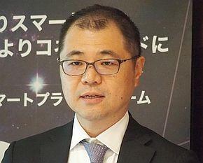 サンダーソフトジャパンの今井正徳氏