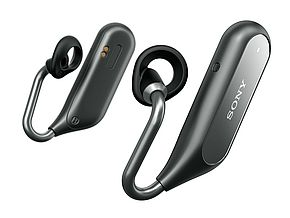 ソニーの「Xperia Ear Duo XEA20」