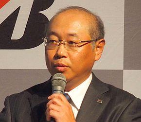 ブリヂストンの松田明氏