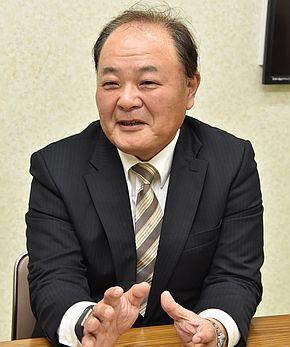 マイクロリンク 代表取締役の久野尚博氏