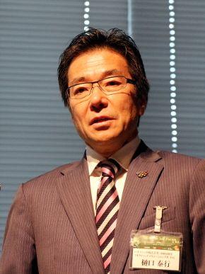 パナソニック CNS社の樋口泰行氏