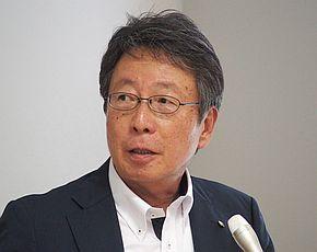 ヤマハ発動機の平野浩介氏