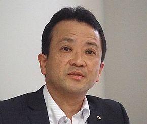 ヤマハ発動機の中村亮介氏