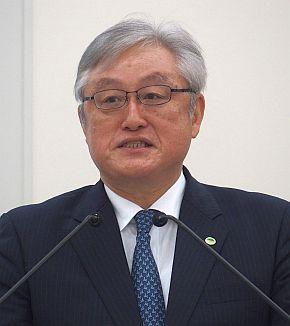 日立製作所の東原敏昭氏