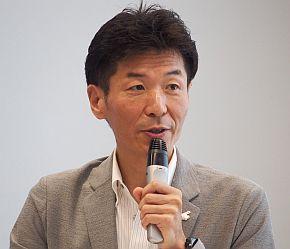 パナソニックの九津見洋氏