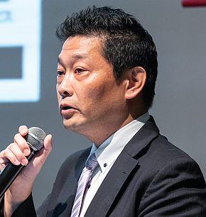 ISID 戦略ビジネス推進本部 インダストリアル・ビッグデータ部 部長の大西盛豊氏