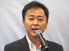 デンソー 高棚製作所長の吉田光宏氏