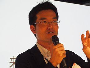 経済産業省の河野孝史氏