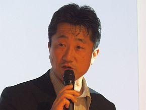 トヨタ自動車の竹内康臣氏