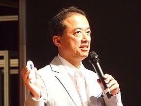 ソースネクストの松田憲幸氏