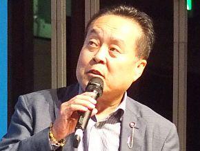 日本瓦斯の和田眞治氏