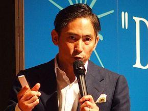 アマゾン ウェブ サービス ジャパンの長崎忠雄氏
